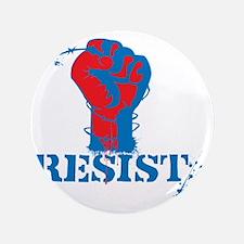 "Resist 3.5"" Button"