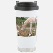 palomino_friends_framed_panel Travel Mug