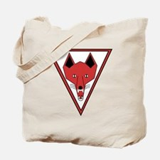 u-255_Grinning Fox Tote Bag
