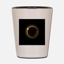 Cute Solar system Shot Glass