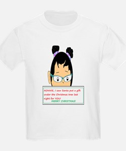 Christmas gift for Nonnie T-Shirt