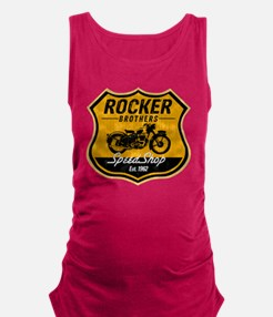 CafeBrothers Maternity Tank Top