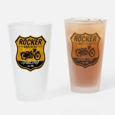 CafeBrothers Drinking Glass