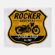 CafeBrothers Throw Blanket