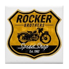 CafeBrothers Tile Coaster