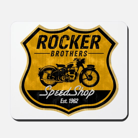 CafeBrothers Mousepad