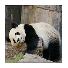 Copy of panda1 Tile Coaster
