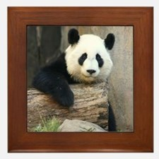 Copy of panda3 Framed Tile