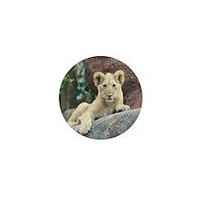 Copy of lion cub Mini Button