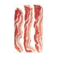bacon-in-streifen Decal