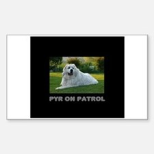 Great Pyr Decal