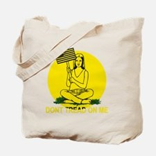 dont-stomp-DKT Tote Bag