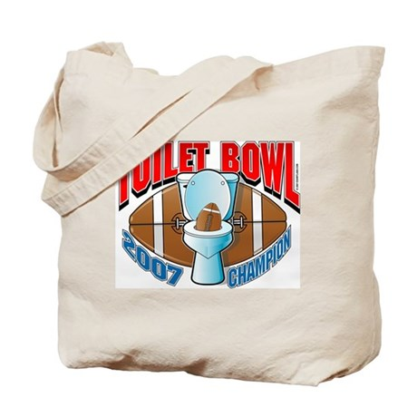 2007 Fantasy Football League Tote Bag