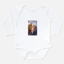 Jesus, Mary and Joseph Body Suit