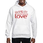 Celebrate Love Hooded Sweatshirt