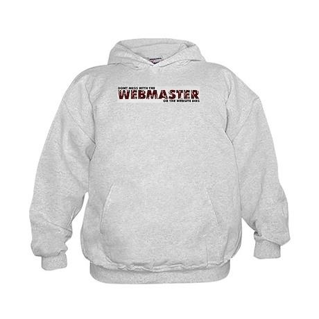 Webmaster Kids Hoodie