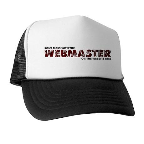 Webmaster Trucker Hat