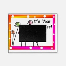 Its Your Jubilee Polka dots Picture Frame