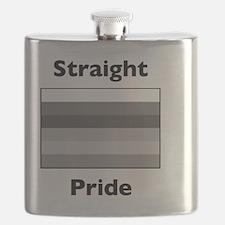 whitestraightpride Flask