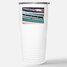 Frenchtown Boats Travel Mug