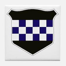 99th Infantry Division Tile Coaster