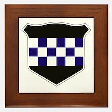 99th Infantry Division Framed Tile