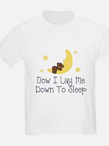 Now I Lay Me Down to Sleep T-Shirt