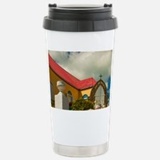 St. Anne Pray for Us Stainless Steel Travel Mug