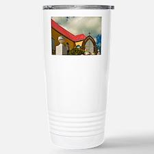 St. Anne Pray for Us Travel Mug