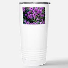 Violet Villea Travel Mug
