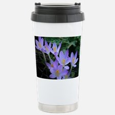 Violet Crocus Travel Mug