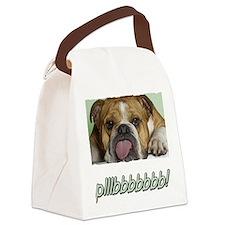 plllbbbbbbb shirt Canvas Lunch Bag