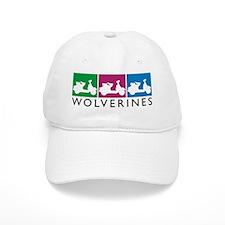 WOLVERINES Baseball Cap