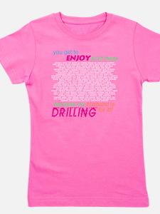 drilling4u BLK Girl's Tee