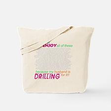 drilling4u BLK Tote Bag