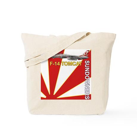 VF-111 Sundowners Tote Bag