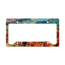 Grand Canyon License Plate Holder