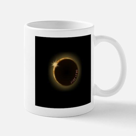 2017 total solar eclipse Mugs