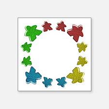 """tpillow Square Sticker 3"""" x 3"""""""