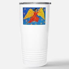 Indian angel Travel Mug
