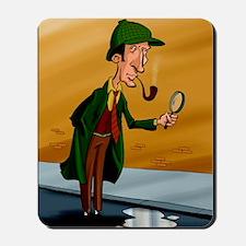 Sherlockholmes Mousepad