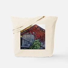 old_barn_calendar Tote Bag