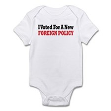 Foreign Policy Infant Bodysuit