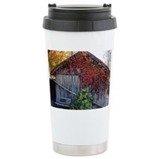 old_barn_mini Travel Coffee Mug