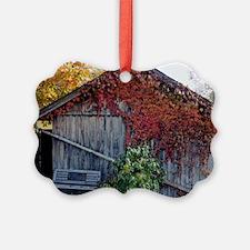 old_barn_mini Ornament