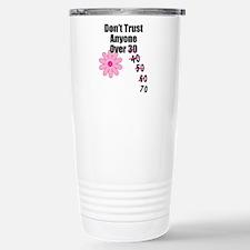 Dont Trust Travel Mug