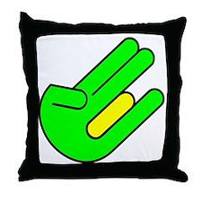 shockerguyst1 Throw Pillow