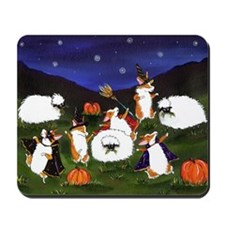 sheep spooks Mousepad