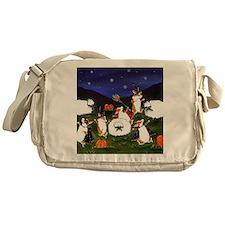 sheep spooks Messenger Bag