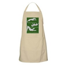NYS Weim Rescue BBQ Apron -Green Box